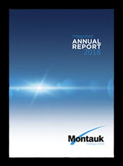 Montauk Annual Report